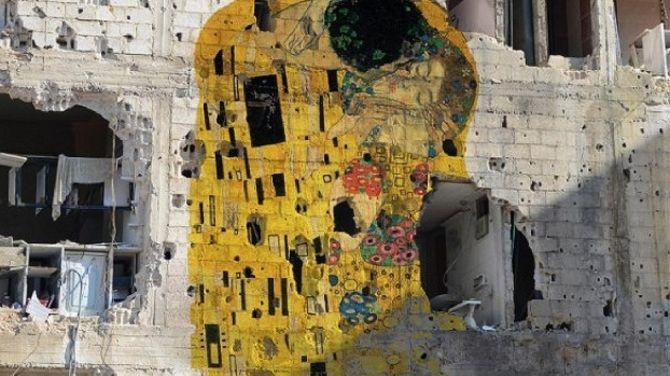 De Kus - Klimt
