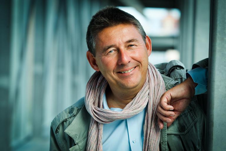 Pax Christi Ambassadeur voor de Vrede - Rudy Vranckx - VRT-journalist