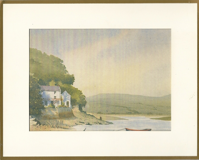 The Boathouse - Laugharne