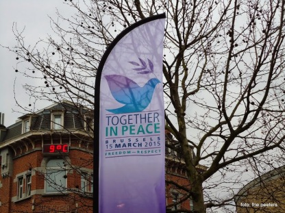 Brussels - Together in Peace