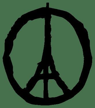 Peace for Paris - Jean Julien